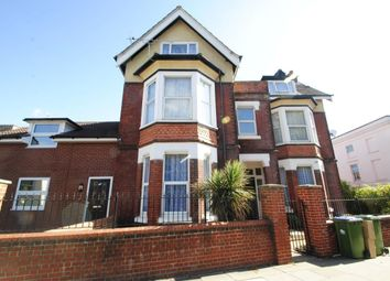 Thumbnail 5 bed semi-detached house for sale in Bellevue Terrace, Southampton