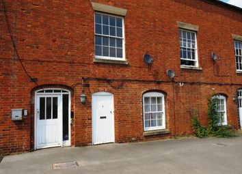 Thumbnail 2 bed flat for sale in High Street, Uttoxeter