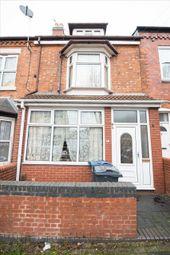 Thumbnail Terraced house for sale in Douglas Road, Handsworth, Birmingham