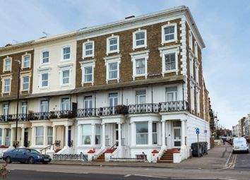 Thumbnail 1 bed flat for sale in Ethelbert Crescent, Cliftonville, Margate