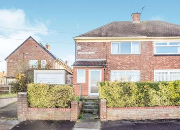 Thumbnail 2 bed semi-detached house for sale in Cheltenham Road, Hylton Castle, Sunderland