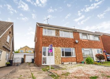 3 bed semi-detached house for sale in Trent Road, Bulkington, Bedworth CV12