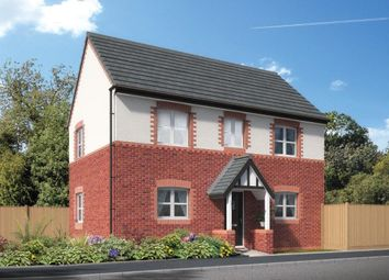 Thumbnail 3 bed detached house for sale in Cheshire Avenue, Lostock Gralam, Northwich
