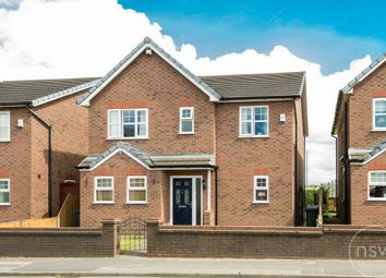 Thumbnail 4 bed detached house for sale in Liverpool Road South, Burscough, Ormskirk