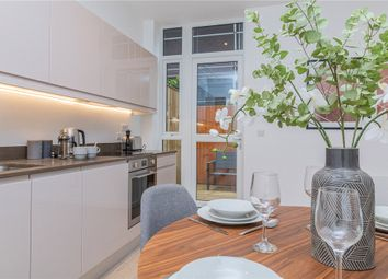 Thumbnail 2 bed flat for sale in Albert Drive, Sheerwater, Woking