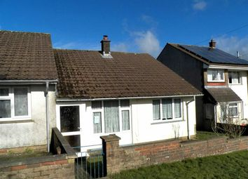 Thumbnail 2 bed semi-detached bungalow for sale in Haul Y Bryn, Wolfscastle, Haverfordwest