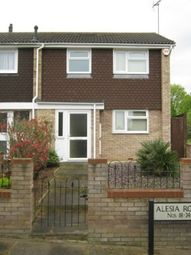 Thumbnail 3 bed semi-detached house to rent in Alesia Road, Luton