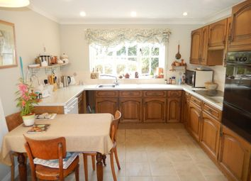 Thumbnail 4 bed detached house for sale in Chesham Drive, Baston, Peterborough