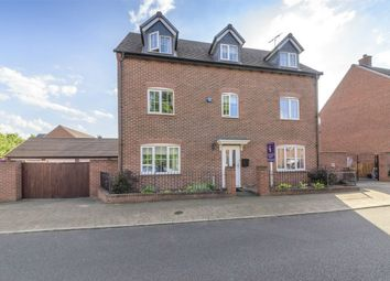 Thumbnail 5 bed detached house for sale in Shoveller Drive, Apley, Telford, Shropshire