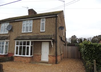 Thumbnail 3 bed semi-detached house to rent in Howdale Road, Dowham Market