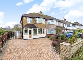 Thumbnail 4 bed semi-detached house to rent in Pinner, Harrow