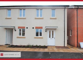 Thumbnail 2 bedroom semi-detached house to rent in Dehavilland Road, Rogerstone