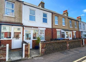 Thumbnail 3 bed terraced house for sale in St. Benets Road, Westgate-On-Sea