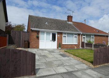Thumbnail 1 bed semi-detached bungalow for sale in Coppull Road, Lydiate