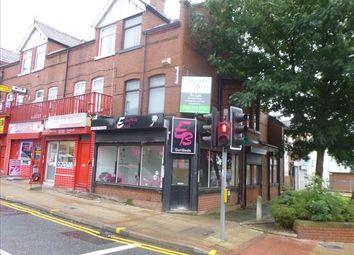 Thumbnail Retail premises to let in 296 Bury New Road, Salford