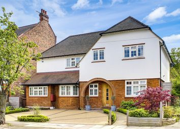 6 bed detached house for sale in Grosvenor Road, Muswell Hill, London N10