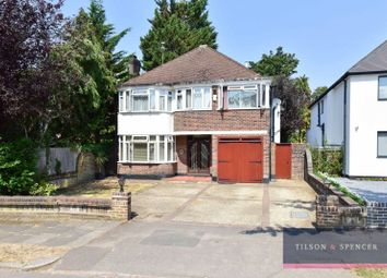 Thumbnail 5 bed detached house for sale in Rathgar Close, Finchley, London