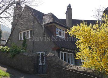 Thumbnail 3 bedroom end terrace house for sale in Garden Suburbs, Pontywaun, Cross Keys, Newport.