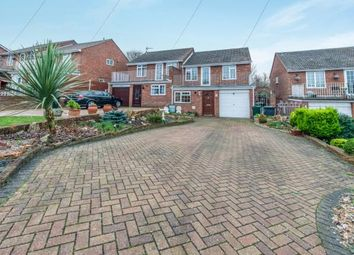 Thumbnail 3 bedroom semi-detached house for sale in Kemsley Close, Greenhithe, Dartford, Kent