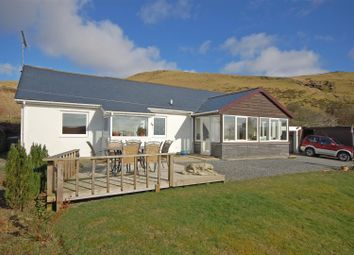Thumbnail 4 bed detached bungalow for sale in Ponterwyd, Aberystwyth