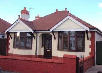Thumbnail 2 bed detached bungalow for sale in Regent Road, Rhyl