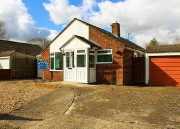Thumbnail 2 bedroom bungalow for sale in Regent Close, Fleet