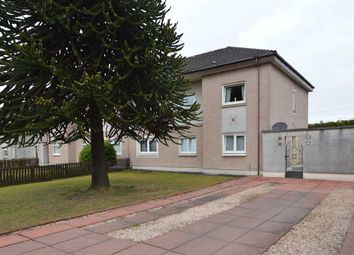 Thumbnail 3 bed flat for sale in Loanhead Crescent, Newarthill, Motherwell