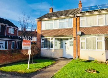 Thumbnail 3 bed end terrace house for sale in Percy Road, Warwick