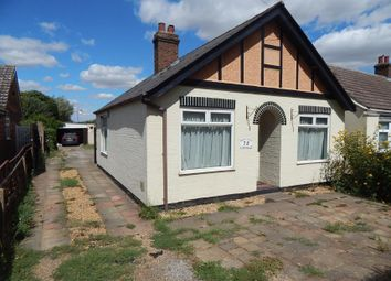 Thumbnail 2 bed detached bungalow for sale in 72 Kings Delph, Whittlesey, Peterborough, Cambridgeshire