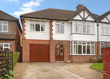 Thumbnail 4 bed semi-detached house to rent in South Avenue, Abingdon