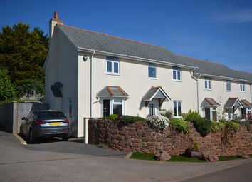 Thumbnail 4 bed semi-detached house for sale in Days Pottles Lane, Exminster, Near Exeter