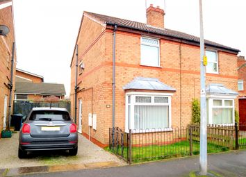 2 bed semi-detached house for sale in Manet Road, Durham Street, Hull, Yorkshire HU8