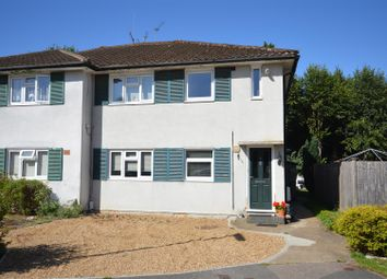 Thumbnail 2 bed maisonette for sale in Cheviot Close, Banstead