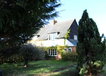 Thumbnail 3 bed semi-detached house for sale in Main Road, Hallow, Worcester