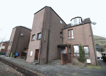 Thumbnail 2 bedroom flat for sale in West Johnstone Street, Alva