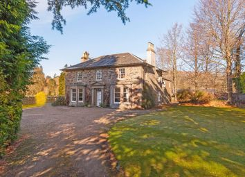 Thumbnail 6 bed detached house for sale in Inverbraan, Little Dunkeld, Perthshire
