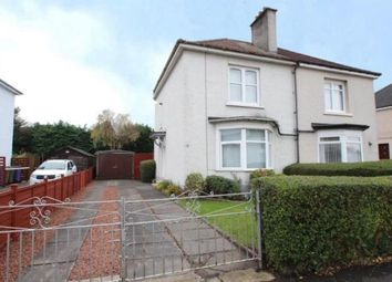 Thumbnail 2 bed semi-detached house for sale in Truce Road, Knightswood, Glasgow