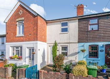 Thumbnail 2 bed terraced house for sale in Henwood Green Road, Pembury, Tunbridge Wells, Kent