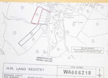 Thumbnail Land for sale in Vicarage Lane, Llangennith, Swansea