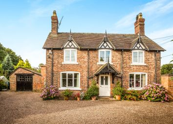 Thumbnail 4 bed detached house for sale in Chester Road, Alpraham, Tarporley