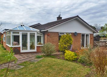 Thumbnail 4 bed detached bungalow for sale in Princess Road, Allostock, Knutsford