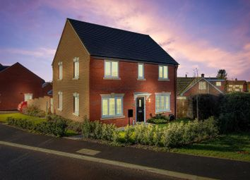 4 bed detached house for sale in Stoneyford Road, Overseal, Swadlincote DE12