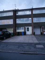 Thumbnail 1 bed town house to rent in Baslow Drive, Heald Green