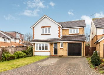 Thumbnail 4 bed detached house for sale in The Squirrels, Hertford