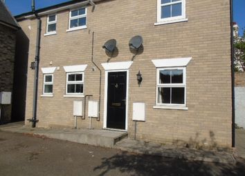 Thumbnail 2 bedroom flat to rent in Stowupland Road, Stowupland, Stowmarket