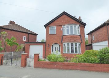 Thumbnail 3 bed detached house for sale in Tonbridge Road, Stockport