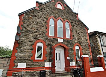 Thumbnail 1 bedroom flat to rent in Cliff Terrace, Treforest