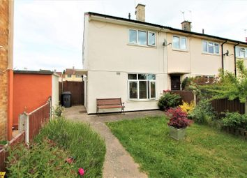 Thumbnail 2 bed end terrace house for sale in Kinsdale Drive, Thurnby Lodge, Leicester