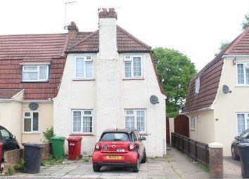 Thumbnail 3 bedroom semi-detached house to rent in Elliman Avenue, Slough, Berkshire