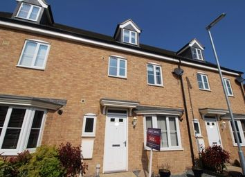 Thumbnail 4 bed town house to rent in Scarsdale Way, Grantham